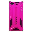 Pink Durable Metal Aluminum Bumper Case Cover Non Element Blade for Apple iPhone 5 5G 5th Gen