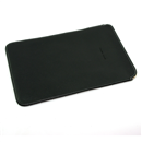 Black REAL Leather Envelope Bag Sleeve Case for macbook AIR 11.6