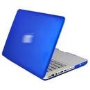 Blue Rubberized Frosted Hard Case Cover for Apple Macbook Pro 13 13.3 A1278