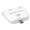 Micro USB SD(HC)/MS/TF/M2 Card Reader for Samsung Galaxy Smartphone Sony Tablet