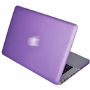 Purple Rubberized Frosted Hard Case Cover for Apple Macbook Pro 13 13.3 A1278