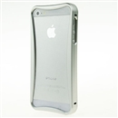Silver Push-pull Aluminum Metal Skin Frame Bumper Case cover for Apple iPhone 5 5G New
