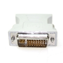 DVI-I(24+5) Dual Link Male to HD15(VGA) Female Mini Adapter Converter