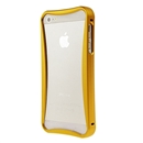 Gold Push-pull Aluminum Metal Skin Frame Bumper Case cover for Apple iPhone 5 5G New