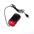 Ergonomic USB 2.0 PC Laptop Optical Mouse LED Car Mice
