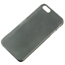 Ultra-thin 0.5mm Transparent Matte Shell Cover Case for Apple iPhone 5 White