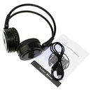 New Wireless Hi-Fi Stero Digital Headphone FM SD TF Music Player MP3 WMA WAV Black