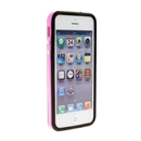 Black Pink Bumper Frame TPU Silicone Soft Case Cover for the New iPhone 5G 5 iPhone5
