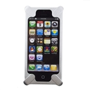 Silver Durable Metal Aluminum Bumper Case Cover Non Element Blade for Apple iPhone 5 5G 5th Gen