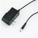 Compatible 12V 1A 5.5mm 2.5mm AC/DC Adapter Power Supply