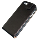 Brown Flip PU Leather Pouch Case Cover with Magnetic For Apple iPhone 5 iPhone5 New