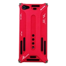 Red Durable Metal Aluminum Bumper Case Cover Non Element Blade for Apple iPhone 5 5G 5th Gen