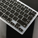 Black Silicone Keyboard Cover Skin for Apple Macbook MAC 13