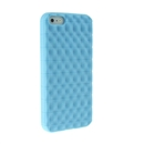 Blue Wave Soft Silicon Case Cover for Apple iPhone 5 5G iPhone5 New
