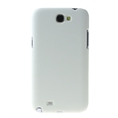 White Hard Back Cover Case for Samsung Galaxy Note 2 II N7100
