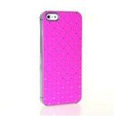 Pink Dazzling Diamond Hard Executive Case Cover for Apple iPhone 5 5G 5th Gen