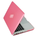 Pink Rubberized Frosted Hard Case Cover for Apple Macbook Pro 13 13.3 A1278