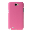 Pink Hard Back Cover Case for Samsung Galaxy Note 2 II N7100