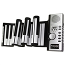 New Soft Roll Up Electronic Flexible Piano Keyboard 61 Keys