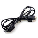 VMC-MD3 USB Cable With Ferrite For Sony DSC-H70 DSC-HX100V DSC-HX7V