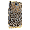 Gold Electroplating Palace Hollow Case Cover For Samsung Galaxy Note2 N7100
