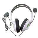 DELUXE HEADSET HEADPHONE MICROPHONE FOR XBOX 360 LIVE