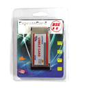 NEW Express Card 34 54 To 2 USB 3.0 Port Adapter Expresscard 5 Gbps