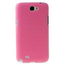 Diamond Water Drop Hard Back Cover Case for Samsung Galaxy Note 2 II N7100 Pink