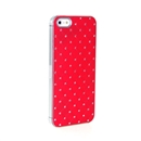 Red Dazzling Diamond Hard Executive Case Cover for Apple iPhone 5 5G 5th Gen