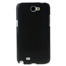 Diamond Water Drop Hard Back Cover Case for Samsung Galaxy Note 2 II N7100 Black