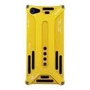 Gold Durable Metal Aluminum Bumper Case Cover Non Element Blade for Apple iPhone 5 5G 5th Gen