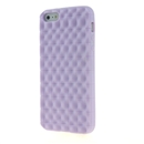 Purple Wave Back Soft Silicon Case Cover for Apple iPhone 5 5G New