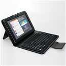 Leather Cover Case Stand Bluetooth Keyboard Samsung Galaxy P7300 P7310  Tab 8.9