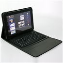 Bluetooth Keyboard PU Leather Case Cover Stand for Samsung Galaxy Tab 10.1 P7510 P7500
