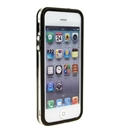 Black Clear Bumper Frame TPU Silicone Soft Case Cover for the New iPhone 5G 5 iPhone5
