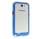 Clear TPU Cover Case Bumper Cleave For Samsung Galaxy Note 2 GT-N7100