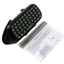 Keyboard Keypad Chat Pad Text Pad For Xbox 360 Controller Black