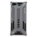 Gray Durable Metal Aluminum Bumper Case Cover Non Element Blade for Apple iPhone 5 5G 5th Gen