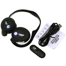2.4G Wireless Headset Headphone 10 Meter range with Mic and USB Dongle