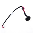 Dc Jack Cable for TOSHIBA SATELLITE C655D-S5130 C655-S5082 C655-S5056