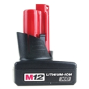 Compatible Lithium-Ion Battery for Milwaukee 48-11-2402 M12 XC Lithium-Ion Cordless Tool Battery