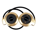 Wireless Bluetooth Stereo Headset Headphone Earphone for Samsung iPhone HTC LG golden