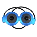 Wireless Bluetooth Stereo Headset Headphone Earphone for Samsung iPhone HTC LG blue