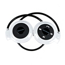 Wireless Bluetooth Stereo Headset Headphone Earphone for Samsung iPhone HTC LG white