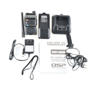 BAOFENG UV-5R Dual Band UHF VHF Radio with Upgrade Version 3800mah Battery 2-123