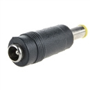 DC Plug Adapter 5.5mm 2.1mm to 5.5mm 3.0mm with Pin Inside