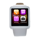 White U10 Bluetooth Smart Wrist Watch Phone Mate For IOS IPhone Android Samsung