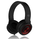 Red Hifi Stereo Sound Headband Pro Gaming Headset w/Mic For PC Laptop Mobile 3.5mm