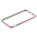 Pink Durable Ultra-thin Soft TPU Gel Bumper Frame Case Skin For Apple iPhone 6 4.7