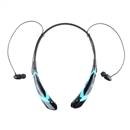 Blue and Black Wireless Bluetooth 4.0 Headset Sports Stereo Headphone For iPhone Samsung LG
